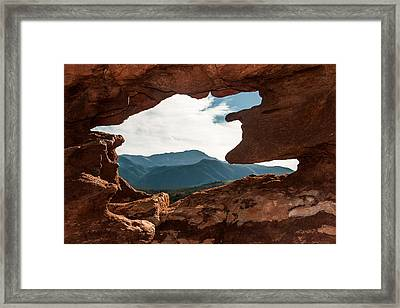 Framed Print featuring the photograph Siamese Twins by Jay Stockhaus