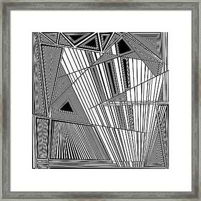 Sibilant Framed Print by Douglas Christian Larsen