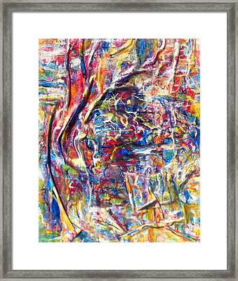Sibyllin  Framed Print by Hatin Josee