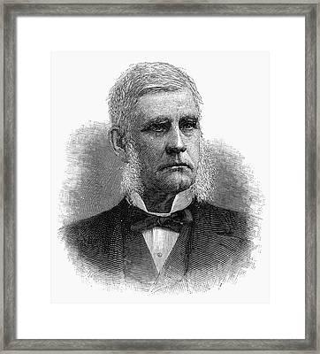 Sidney Dillon (1812-1892) Framed Print