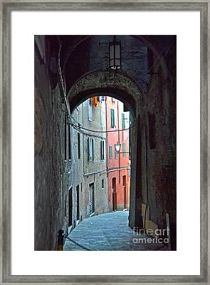 Siena Italy Framed Print