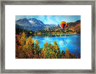 Sierra Dreaming  Framed Print