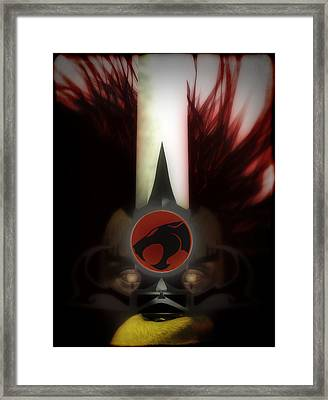 Sight Beyond Sight Framed Print by Frederico Borges