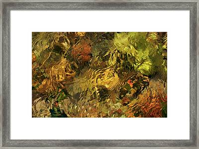 Sight Stream Framed Print