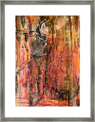 Signal Son Framed Print by Buck Buchheister