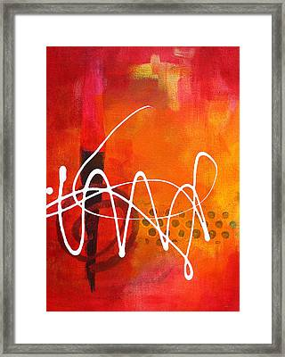 Signature 2 Framed Print