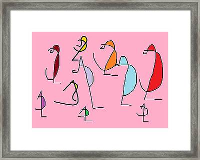 Signature Framed Print by Anita Dale Livaditis