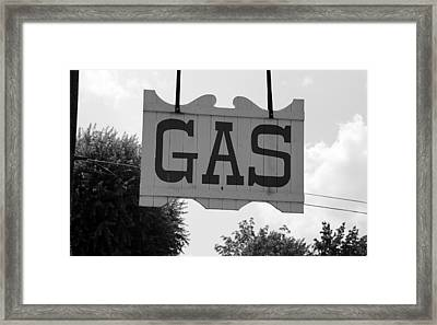 Signs Framed Print by Thomas Fouch