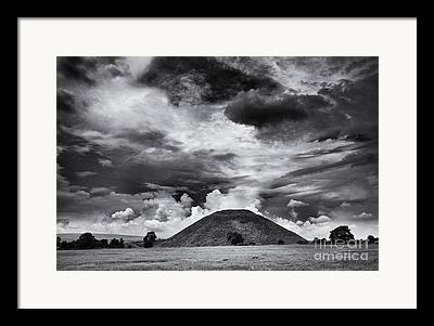 Sacred Earth Framed Prints