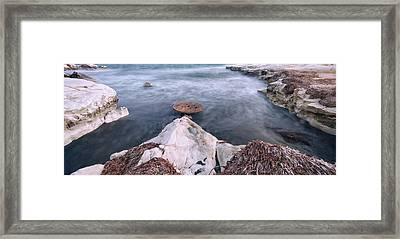 Silence Framed Print by Stelios Kleanthous