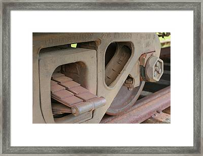 Framed Print featuring the photograph Silenced by Denise Beverly