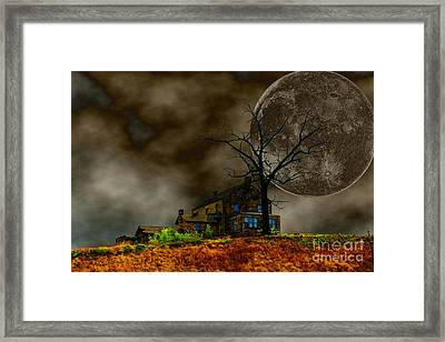 Silent Hill 2 Framed Print by Dan Stone