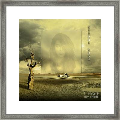Silent Love Framed Print