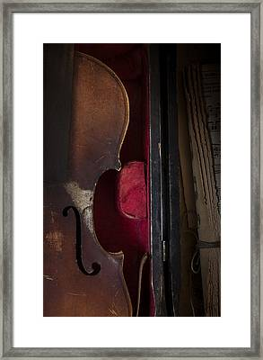 Silent Sonata Framed Print by Amy Weiss