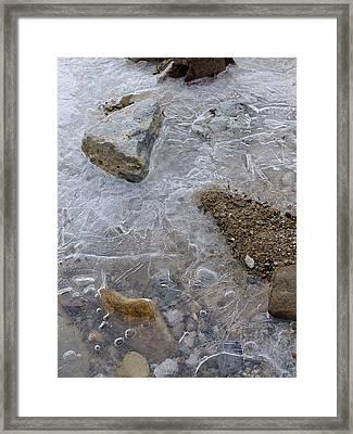 Silent Waters Framed Print by Scott Kingery