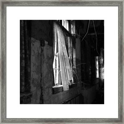 Silent Wind Framed Print