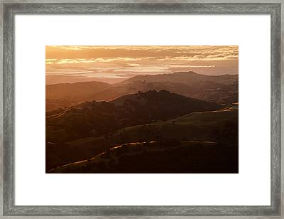 Framed Print featuring the photograph Silicon Valley by Francesco Emanuele Carucci