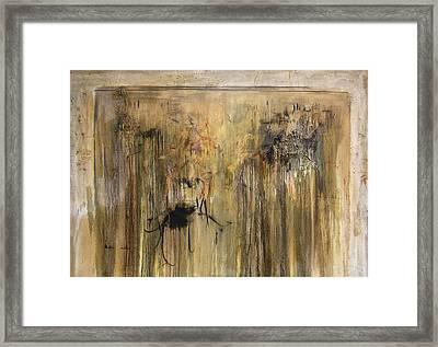 Silk Road Framed Print
