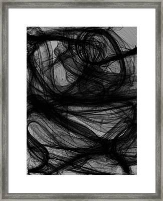 Silt Framed Print by Guillermo De Llera