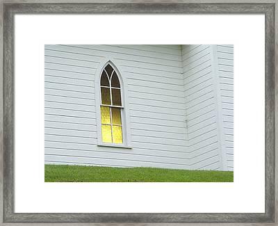 Silvana Ecclesiastical Framed Print by Stephen Prestek
