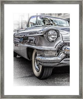 Silver Caddy 2 Framed Print by Edward Fielding