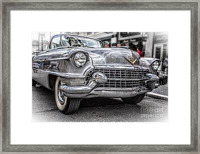 Silver Caddy Framed Print by Edward Fielding