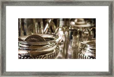 Silver Framed Print by Carlos Rosa - CrStash