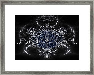 Silver Goblet Framed Print by Phil Clark