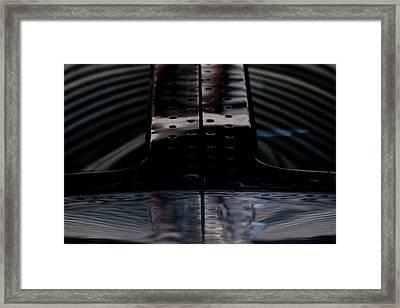 Silver Framed Print by Paul Job