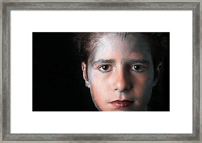Silver Screen Framed Print by Tim Nichols