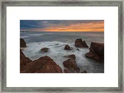 Silverlight-cambria Framed Print