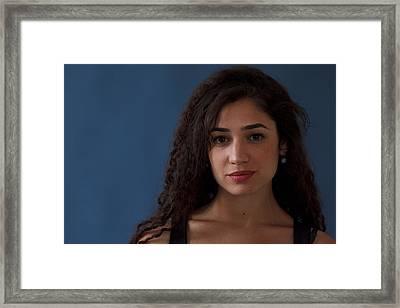 Simple Beauty Framed Print