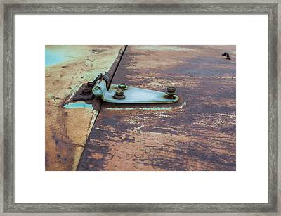 Simple Invention  Framed Print