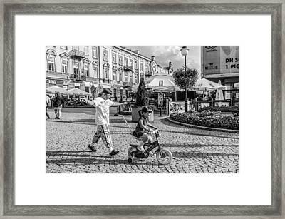 Simple Joys Framed Print