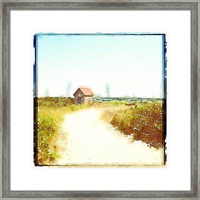 Simple Pleasures Framed Print by Natasha Marco