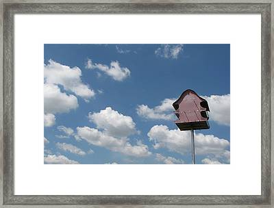 Framed Print featuring the photograph Simplicity by Beth Vincent
