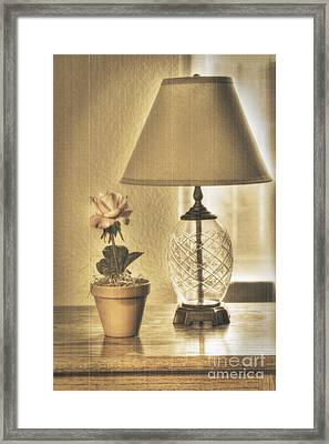 Simplification Framed Print
