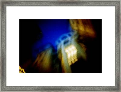 Simulacrum -11.3 Framed Print by Alex Zhul