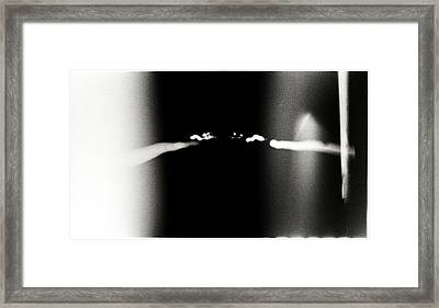 Simulacrum -4.0 Framed Print by Alex Zhul