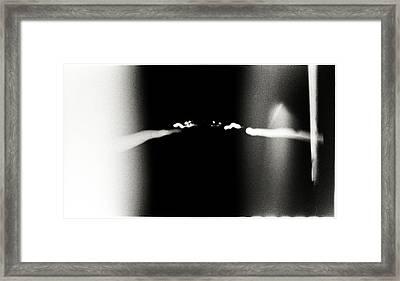Simulacrum -4.0 Framed Print by Alex Zhul