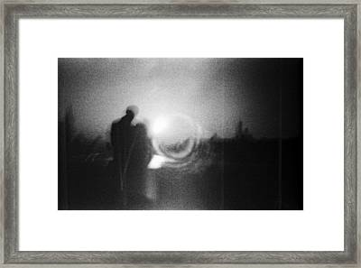 Simulacrum -4.1 Framed Print by Alex Zhul