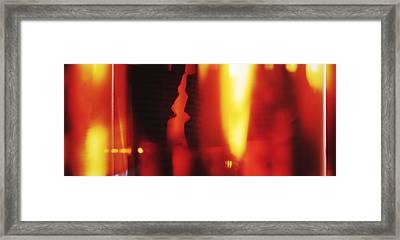 Simulacrum -4.9 Framed Print by Alex Zhul