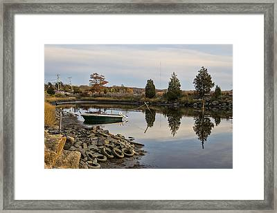 Sin And Flesh Gut Framed Print by Andrew Pacheco