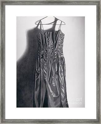 Sin Cuerpo Framed Print by Leigh Eldred
