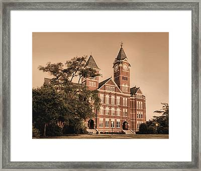 Since 1856 Framed Print by JC Findley