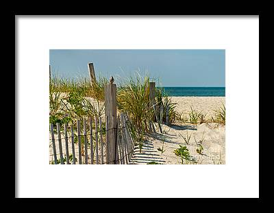 Sand Framed Prints