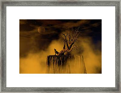 Singer Of Songs Framed Print