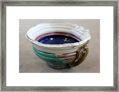 Sink Series 0027 Framed Print by Richard Sean Manning