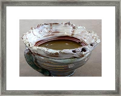 Sink Series 0028 Framed Print by Richard Sean Manning