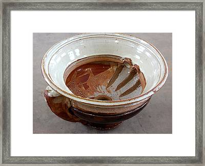 Sink Series 0033 Framed Print by Richard Sean Manning